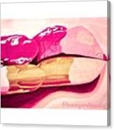 Sensuality Canvas Print
