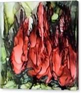 #618 Lifeless Beauty Canvas Print