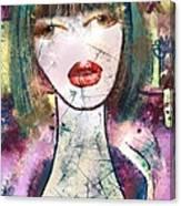 Beverly Canvas Print