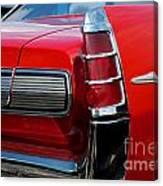 63 Pontiac Bonneville Canvas Print