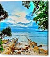 Love This Picture? Check Out My Gallery Canvas Print