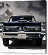 '67 Gto Canvas Print