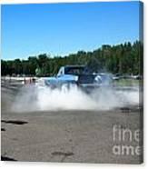 6732 Esta Safety Park 09-07-14 Canvas Print