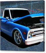 '68 Chevy Stepside Canvas Print