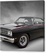 '69 Roadrunner Canvas Print