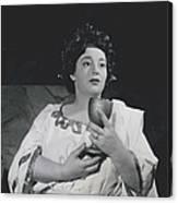 A Roman Scandal In A West End Revue Canvas Print