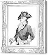 Anthony Wayne (1745-1796) Canvas Print