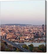 Belgrade, Serbia Canvas Print
