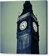 Big Ben Canvas Print