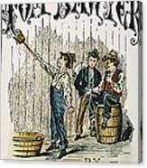 Clemens: Tom Sawyer Canvas Print