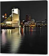 Cleveland Ohio Canvas Print