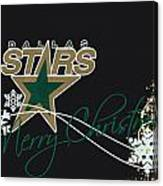 Dallas Stars Canvas Print