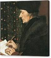 Holbein, Hans, The Younger 1497-1547 Canvas Print
