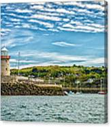 Howth Harbour Canvas Print