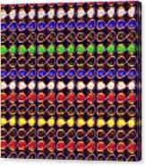 Infinity Infinite Symbol Elegant Art And Patterns Canvas Print