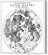Johannes Kepler (1571-1630) Canvas Print