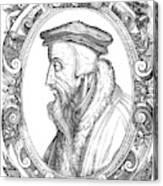 John Calvin (1509-1564) Canvas Print