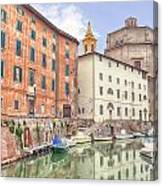 Livorno Canvas Print