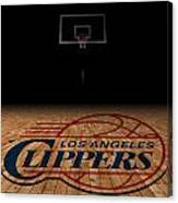 Los Angeles Clippers Canvas Print