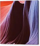 Lower Antelope Canyon Canvas Print