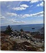 Maine Seascapes Canvas Print