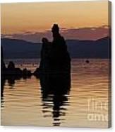 Mono Lake California Canvas Print