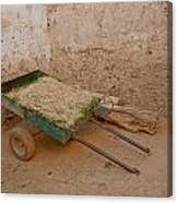 Mud Brick Village Canvas Print