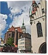 Munich Germany Canvas Print