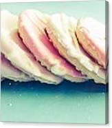 Pink Cookies Canvas Print