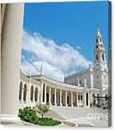 Sanctuary Of Fatima Canvas Print