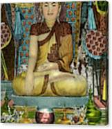 Siddhartha Gautama, Known Canvas Print