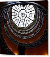 The Vatican Stairs Canvas Print