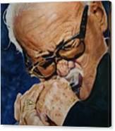 Toots Thielemans Canvas Print