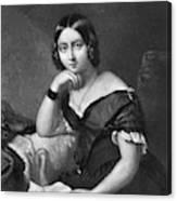 Victoria (1819-1901) Canvas Print