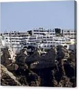Views From Santorini Greece Canvas Print