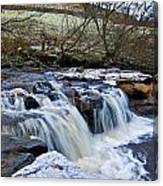 Wain Wath Force Canvas Print