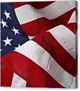 American Flag Canvas Print