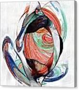 Atlas Anatomy Art Canvas Print