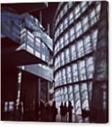 Instagram Photo Canvas Print