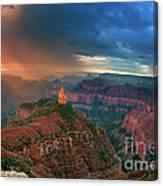 749220321 North Rim Grand Canyon Arizona Canvas Print