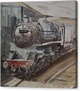75069 Br Standard Class 4 Canvas Print