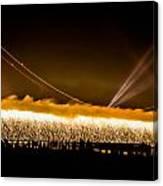 75th Anniversary Of The Golden Gate Bridge  Canvas Print