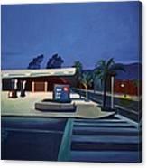 76 At Night  Canvas Print