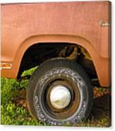 78 Dodge Power Wagon  Canvas Print