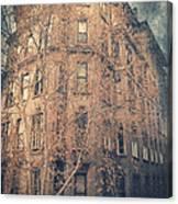 7th Floor Canvas Print