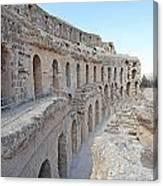 Amphitheatre Canvas Print