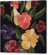 Blooms Of Spring Canvas Print