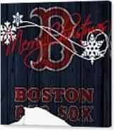 Boston Red Sox Canvas Print