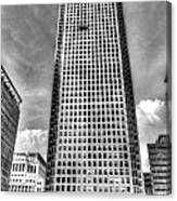 Canary Wharf Tower Canvas Print