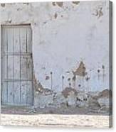 El Farafar Oasis Canvas Print